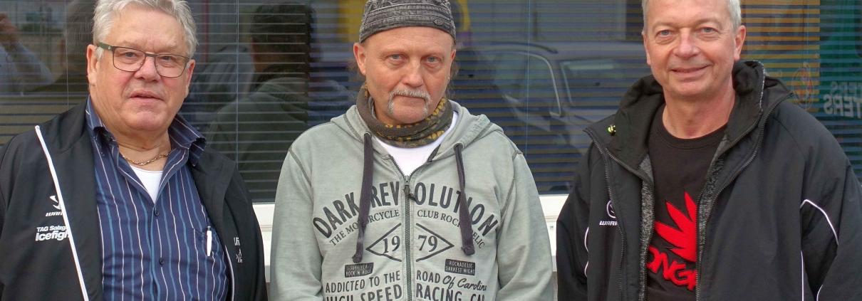 Sponsoring Verlängerung von Maler Dorowsky